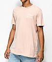 SOVRN Character camiseta en color melocotón