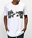 SOVRN Geri & Fleki White T-Shirt