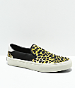 STRAYE Ventura Slip-On zapatos de skate de leopardo