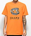 Salem7 Fangs Orange T-Shirt