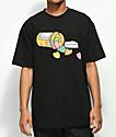 Salem7 Love Drug Black T-Shirt