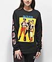 Salt-N-Pepa camiseta de manga larga negra