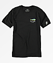 Salty Crew Boys Angry Bull Black T-Shirt