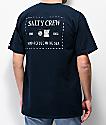Salty Crew Essentials Navy T-Shirt