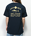 Salty Crew Markets Navy T-Shirt