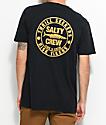 Salty Crew Ono camiseta negra