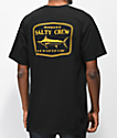Salty Crew Stealth Black T-Shirt
