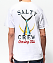 Salty Crew Tailed White T-Shirt