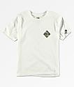 Salty Crew Tippet camiseta blanca para niños