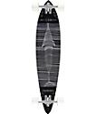 "San Clemente Joy Difishin 39"" Pintail Longboard Complete"