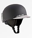Sandbox Classic 2.0 Black & Grey Snowboard Helmet