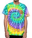 Santa Cruz Classic Dot Mardis Gras camiseta