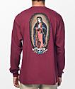 Santa Cruz Guadalupe Long Sleeve T-Shirt