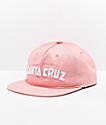 Santa Cruz Laguna Peony Strapback Hat
