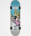 "Santa Cruz Pastel Screaming Hand 8.0"" Skateboard Complete"