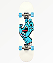 "Santa Cruz Screaming Hand 6.75"" Skateboard Complete"