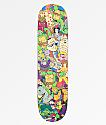 "Santa Cruz x TMNT Crew Everslick 8.0"" Skateboard Deck"