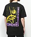 Sausage Kosmos Black T-Shirt