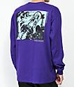 Sausage Montauk Project Purple Long Sleeve T-Shirt