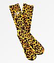 Scum Feline calcetines amarillos