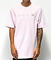 Scum International camiseta rosa