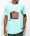 Sheesh World Televised Light Blue T-Shirt