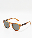 Shwood Francis Matte Honey Elm Burl Sunglasses