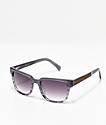 Shwood Prescott Mist gafas de sol de olmo y acetato gris