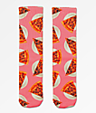 Skate Mental Pizza Plate calcetines