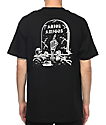 Sketchy Tank Adios Black T-Shirt