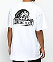 Sketchy Tank Lurking Class camiseta blanca