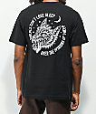 Sketchy Tank Opinions camiseta negra