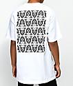 Sketchy Tank Power White T-Shirt