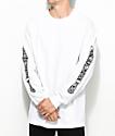 Sketchy Tank Savage camiseta blanca de manga larga
