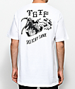 Sketchy Tank TGIF camiseta blanca