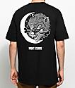 Sketchy Tank Terror Black T-Shirt