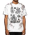 Sketchy Tank Zen Flash camiseta