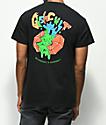 Slushcult X Gushers Resist camiseta negra