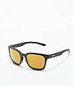 Smith Founder Matte Grey & Bronze Polarized Sunglasses