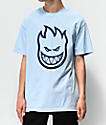 Spitfire Bighead Baby Blue T-Shirt
