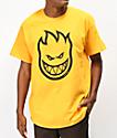 Spitfire Bighead Gold T-Shirt