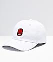 Spitfire Bighead White Strapback Hat