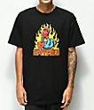 Spitfire Demon Seed Black T-Shirt