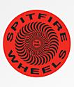Spitfire Firefill Small Sticker