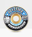 Spitfire Formula Four Conical Full 56mm 99a Skateboard Wheels