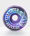 Spitfire Formula Four Smith Swirl 53mm 99a Skateboard Wheels