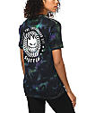 Spitfire KTUL camiseta con efecto tie dye