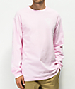 Spitfire Perennial camiseta rosa de manga larga
