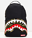 Sprayground Camo Chenille Shark Backpack