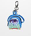 Sprayground Left Eyescream Mini Backpack Keychain